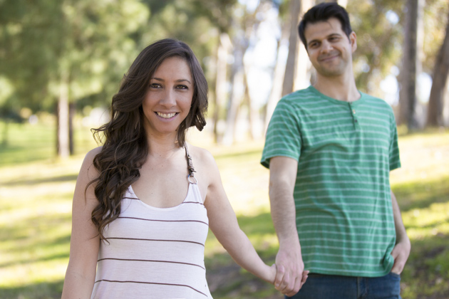 Kenneth-hahn-park-engagement-pictures