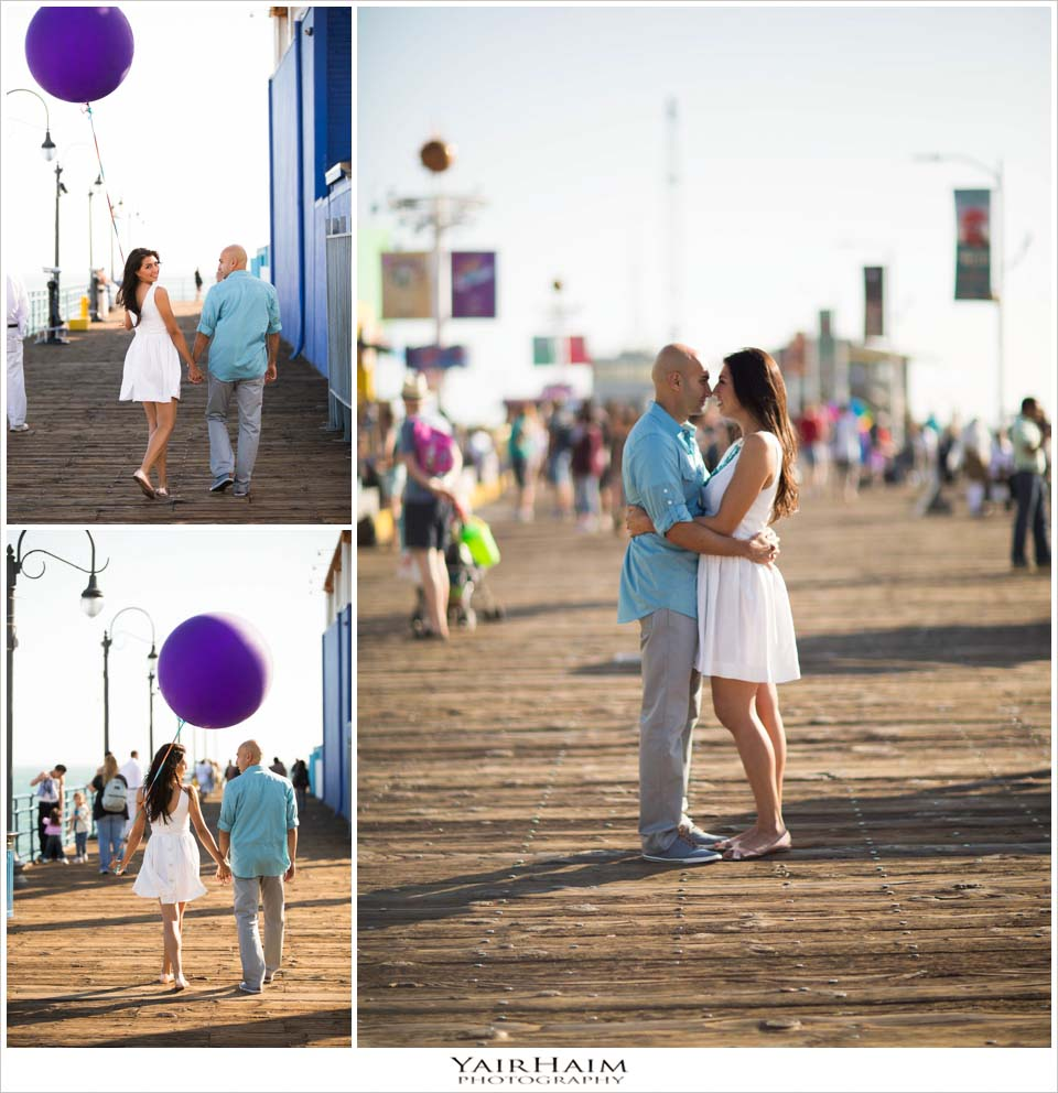 Santa-Monica-pier-engagement-photos-photography-2