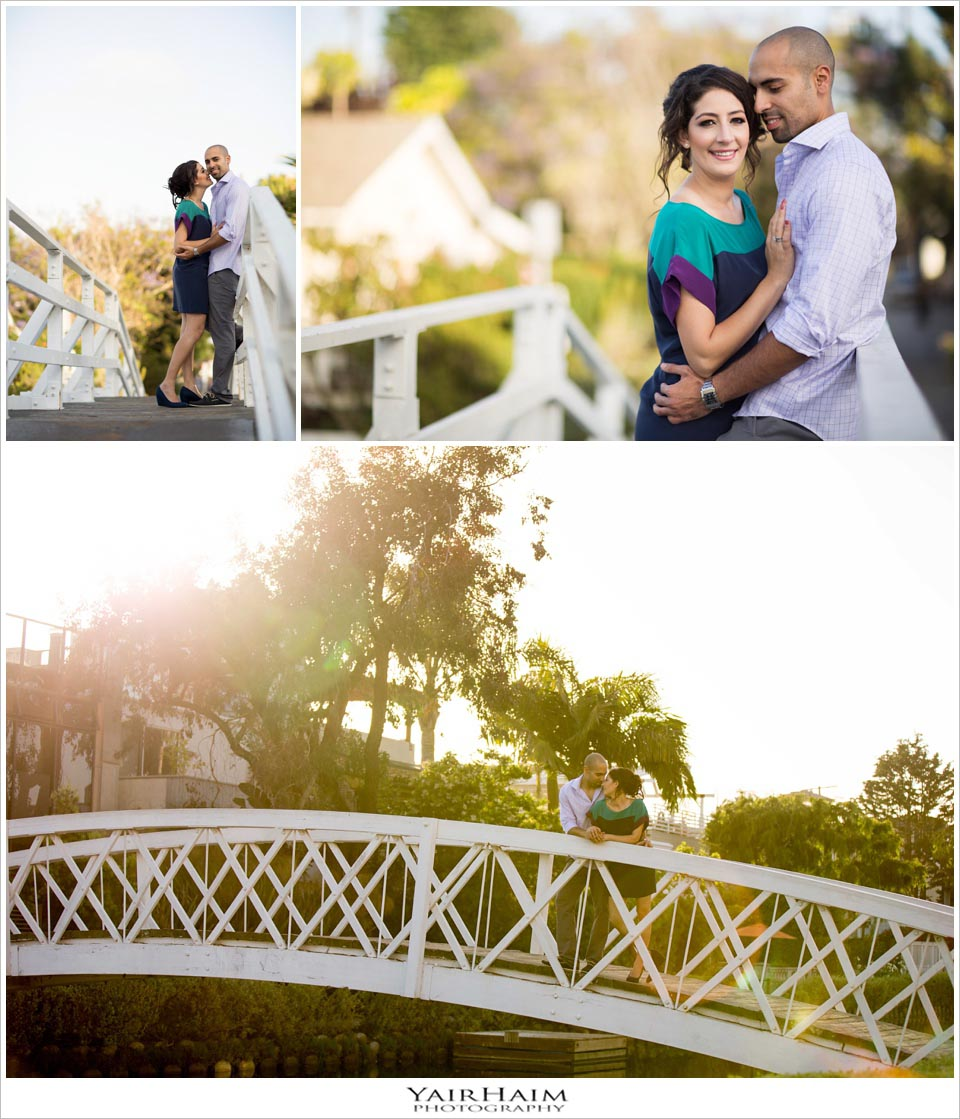 Santa-Monica-Canals-engagement-photography-2